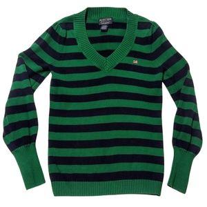 Polo Jeans Company Vintage 90s v-neck sweater S